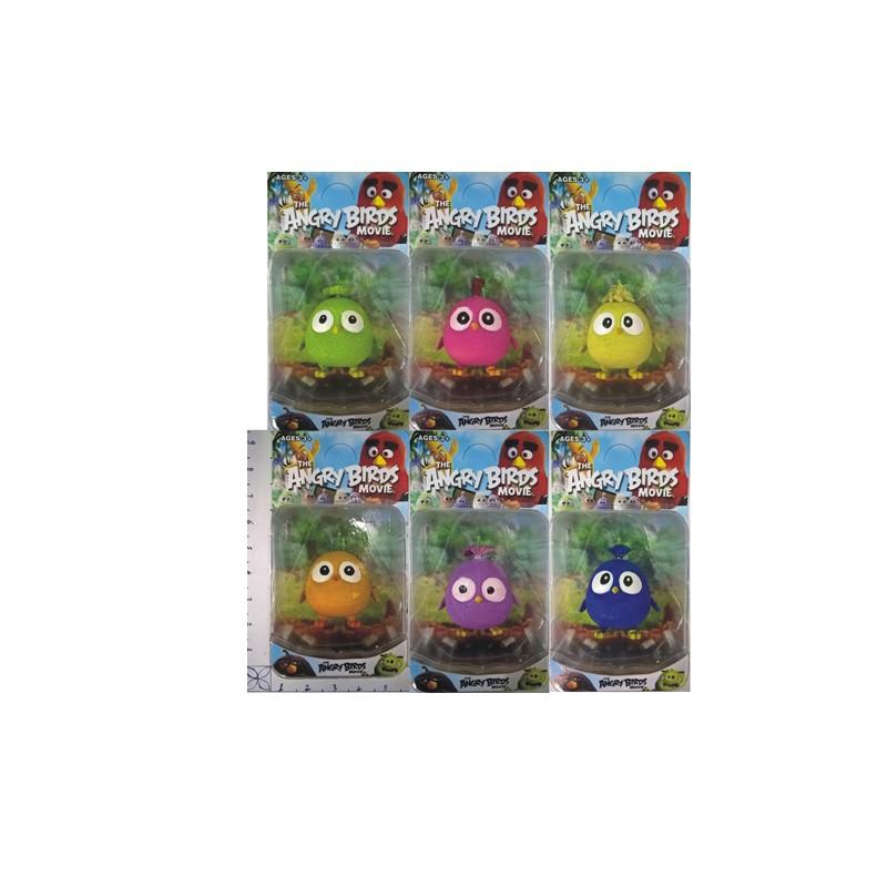 Герои  160301 (168шт/2) 6 видов в пакете