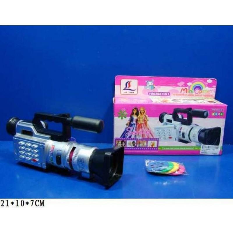 Видеокамера SONY (HD blek trinitron)3325 (120шт/2) батар., 4 слайда, в кор. 21*10*7см