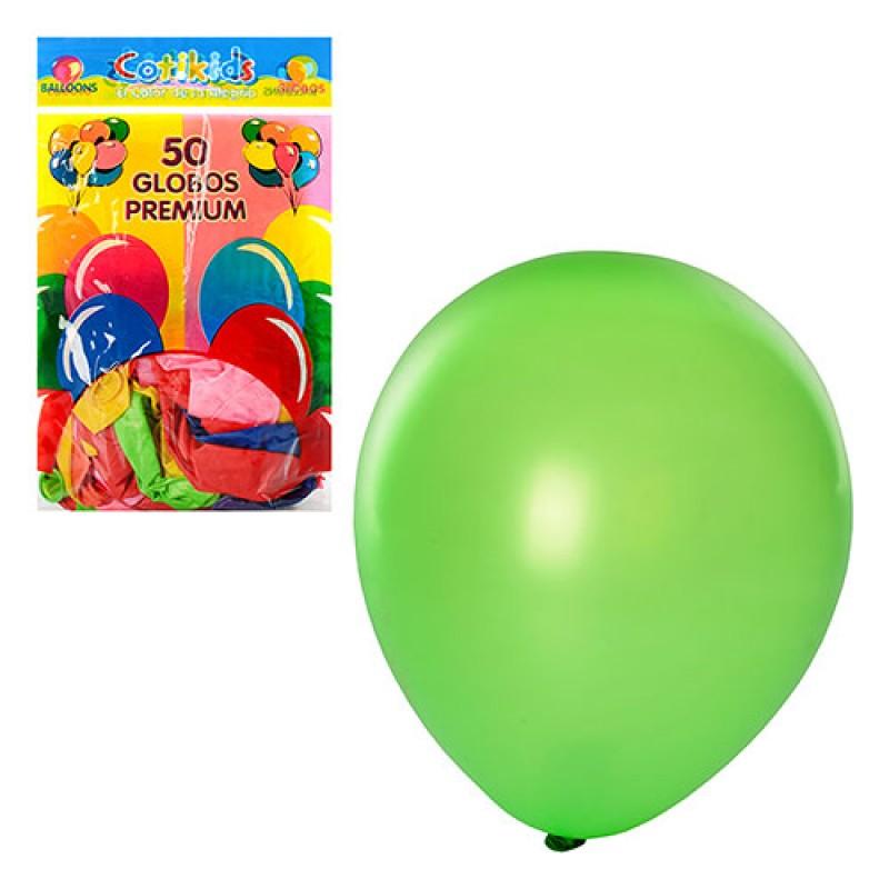 Шарики надувные MK 0011 - 0012 (100шт) 10 дюймов, 50шт в кульке, 19-28-1см